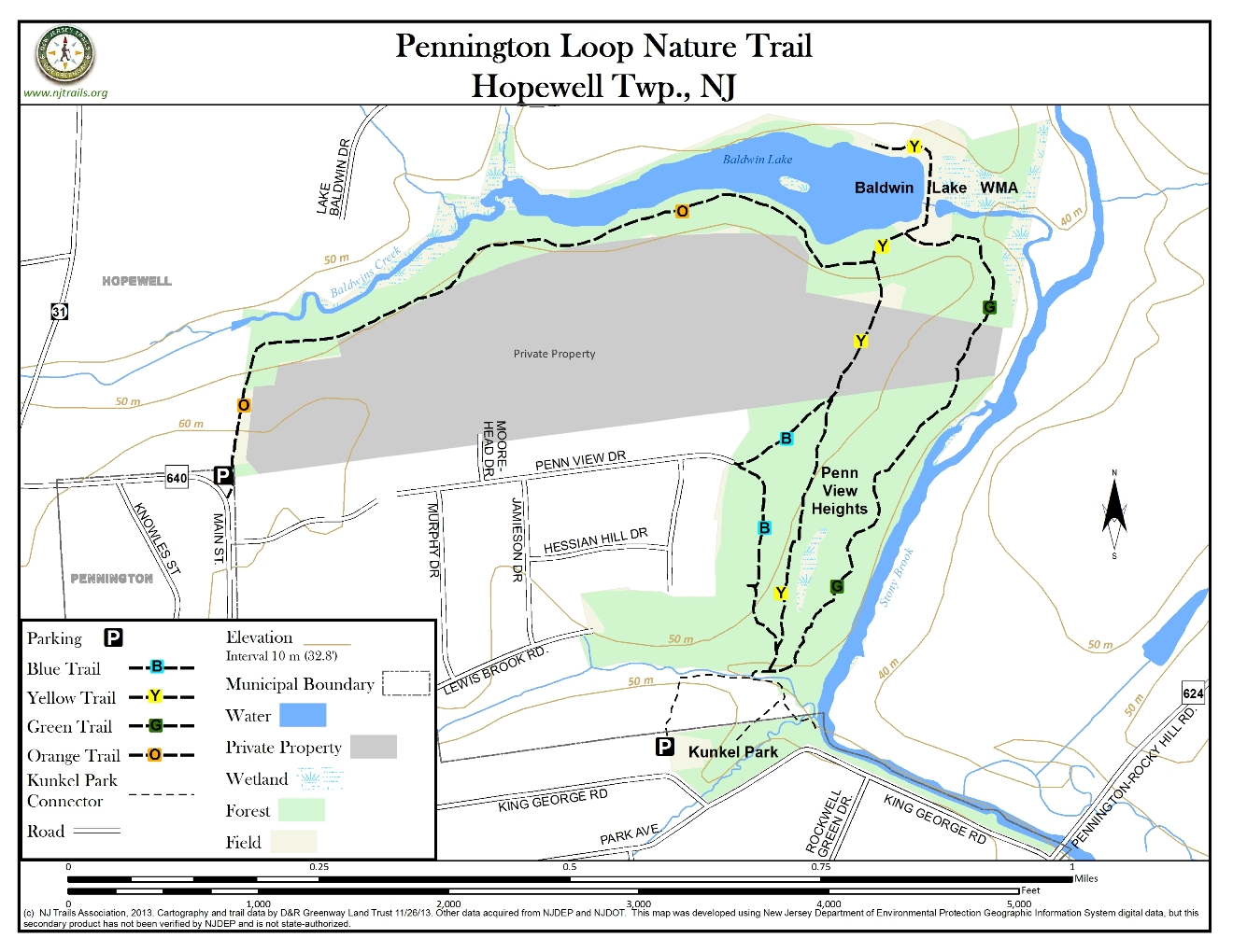 Pennington Loop Nature Trail